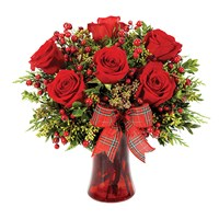 Winter Wonderland flower bouquet (BF292-11)